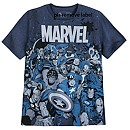 Marvel Comics Universe T-Shirt for Men