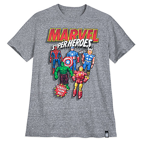 Marvel Super Heroes T-Shirt for Men