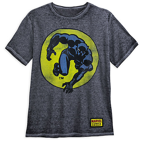 Black Panther Fashion T-Shirt for Women