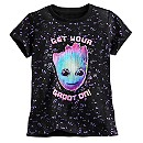 Groot Tee for Girls - Guardians of the Galaxy Vol. 2
