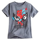 Spider-Man Puff Ink Tee for Boys