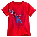 Spider-Man Optical Tee for Boys