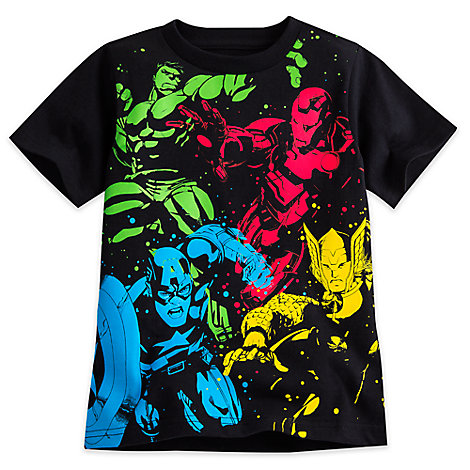 Marvel's Avengers Short Sleeve Tee for Boys