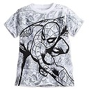 Spiderman Comic Tee for Boys