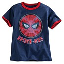Spider-Man Lenticular Glow Tee for Boys
