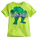 Hulk Smash Tee for Boys