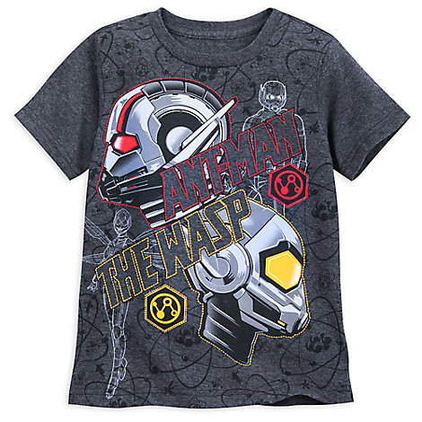 Ant-Man and The Wasp T-Shirt for Boys