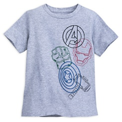 The Avengers T-Shirt for Boys