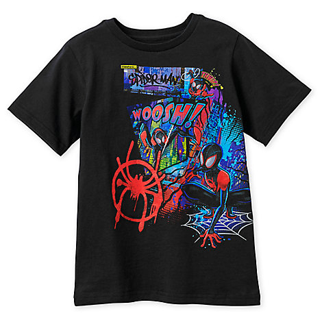 Spider-Man: Into the Spider-Verse T-Shirt for Boys
