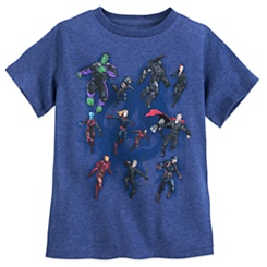 Marvel's Avengers: Endgame Cast T-Shirt for Boys
