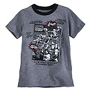 Marvel Comics Group Ringer T-Shirt for Kids