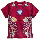 Iron Man Costume T-Shirt for Boys - Marvel's Avengers: Infinity War