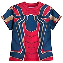 Iron Spider Costume T-Shirt for Boys - Marvel's Avengers: Infinity War