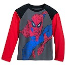 Spider-Man Raglan Shirt for Kids