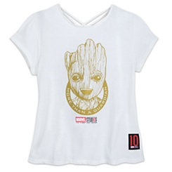 Groot Fashion T-Shirt for Women - Marvel Studios 10th Anniversary