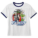Thor, Loki, and Hela ''Family Reunion'' Ringer T-Shirt for Men