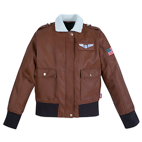 Marvel's Captain Marvel Bomber Jacket for Women