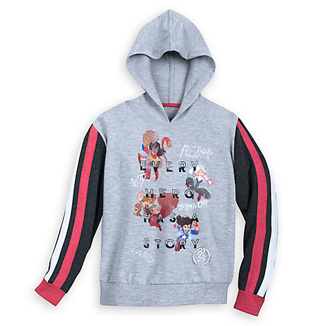 Marvel Rising Hooded Sweatshirt for Girls
