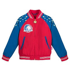 Captain Marvel Jacket for Kids