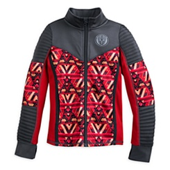 Black Panther Track Jacket for Girls by Our Universe