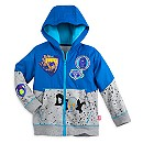 Guardians of the Galaxy Vol. 2 Hooded Fleece Jacket for Boys