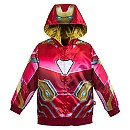 Iron Man Hooded Jacket for Kids - Marvel's Avengers: Infinity War