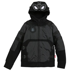Spider-Man: Far from Home Stealth Suit Hooded Jacket for Kids