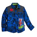 Spiderman Longsleeve Shirt for Boys