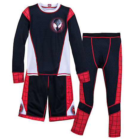Spider-Man: Into the Spider-Verse Athleisure Set for Boys