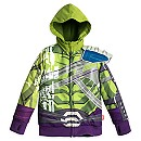 Hulk Fleece Jacket for Boys - Thor: Ragnarok