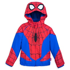 Spider-Man Rain Jacket for Kids
