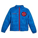 Spider-Man Lightweight Quilted Jacket for Kids - Personalizable