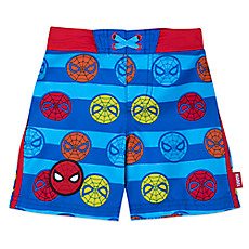7b477067ad Spider-Man Swim Trunks for Kids ...