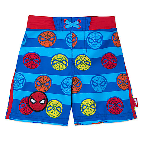 Spider-Man Swim Trunks for Kids