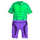 Hulk Swim Body Suit for Boys