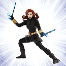 Marvel Ultimate Series Black Widow Premium Action Figure - 10'' H