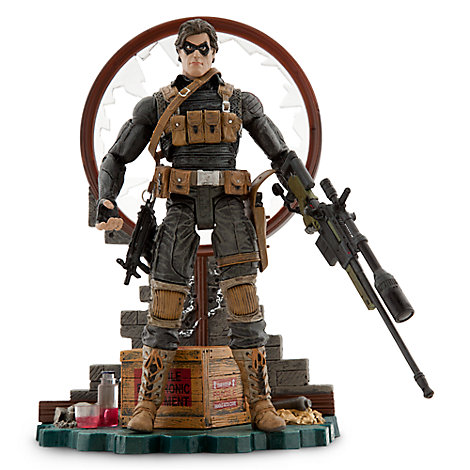 Winter Soldier Action Figure - Marvel Select - 7 1/2''