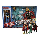 Thor Limited Edition Retro Action Figure Collector Set - 8''