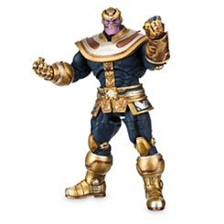 Thanos Action Figure by Marvel Select - 7''