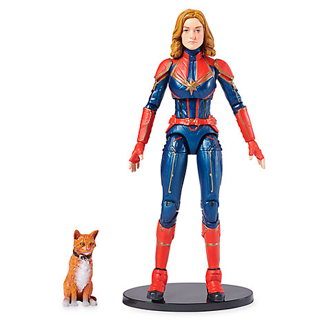 Marvel's Captain Marvel Collector Edition Action Figure - Marvel Select by Diamond - 7''