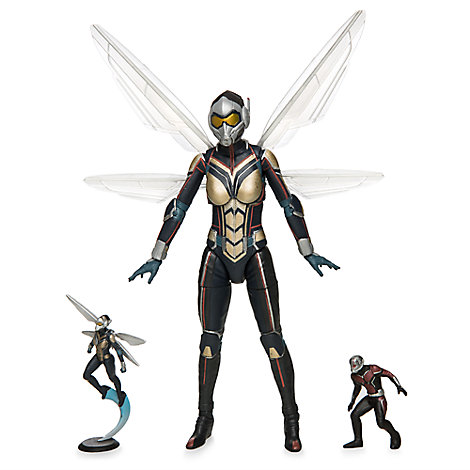 The Wasp Collector Edition Action Figure - Marvel Select