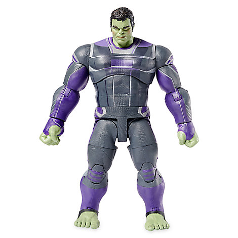Hulk Collector Edition Action Figure - Marvel Select by Diamond - 9'' - Marvel's Avengers: Endgame