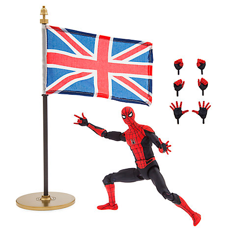 Spider-Man: Far From Home Collector Edition Action Figure - Marvel Select by Diamond