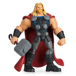 Thor Action Figure - Marvel Toybox