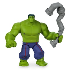 Hulk Action Figure - Marvel Toybox