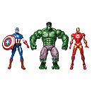 The Avengers - Marvel Action Figure Gift Set - Large