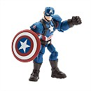 Captain America Action Figure - Marvel Toybox
