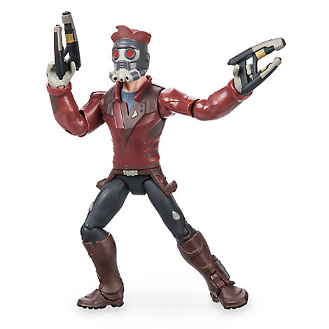 Star-Lord Action Figure - Marvel Toybox