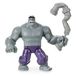 Hulk Action Figure - Gray - Marvel Toybox