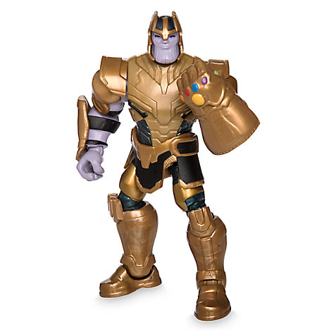 Thanos Action Figure - Marvel Toybox
